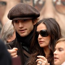Demi Moore i Ashton Kutcher (Foto: Lionel Hahn/Press Association/PIXSELL)