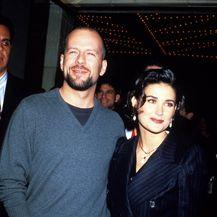 Demi Moore i Bruce Willis (Foto: Profimedia)