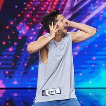 Supertalent 2018 Diego Siqueira nastup