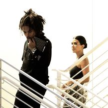 Kourtney Kardashian i Luka Sabbat (Foto: Profimedia)