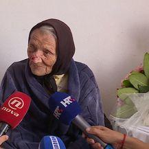 108. rođendan bake Anđe Perić (Foto: Dnevnik.hr) - 1