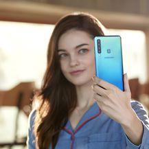 Samsung Galaxy A9 (Foto: Samsung)