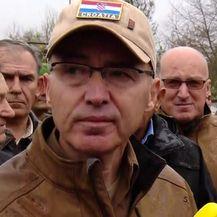 Izjava ministra obrane Damira Krstičevića nakon završetka vojnih vježbi (Video: Dnevnik.hr)