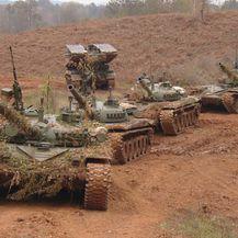 Oružje korišteno u vojnoj vježbi u Slunju (Foto: Dnevnik.hr) - 2