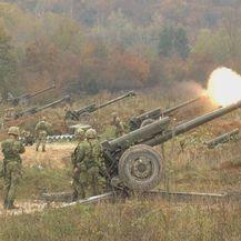 Oružje korišteno u vojnoj vježbi u Slunju (Foto: Dnevnik.hr) - 4