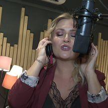 Nakon gotovo četiri godine izbivanja, pjevačica Ivana Radovniković se vraća na scenu (Video: IN Magazin)