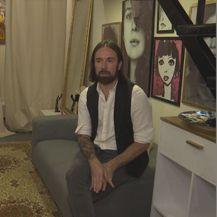 Robert Sever, modni dizajner (Foto: Dnevnik.hr)