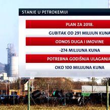 Stanje u Petrokemiji (Foto: Dnevnik.hr)