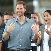 Princ Harry i Meghan Markle doputovali su u grad Dubbo
