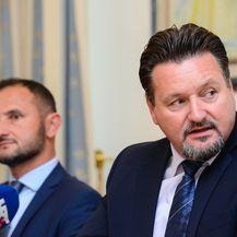Lovro Kušćević, ministar uprave (Foto: Josip Regovic/PIXSELL)