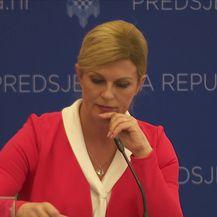 Predsjednica Grabar-Kitarović održala sastanak o brendiranju Hrvatske (Video: Dnevnik Nove TV)