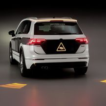 Testiranja svjetla (Foto: Volkswagen)