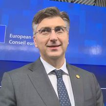Andrej Plenković (Foto: AFP)