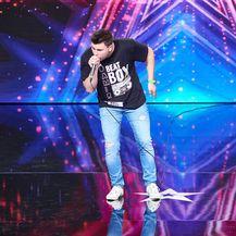 Supertalent 2018 Damir Mašić nastup