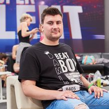 Supertalent 2018 Damir Mašić