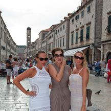 Tamara, Petra i Slavica Ecclestone (Foto: Grgo Jelavic/PIXSELL)