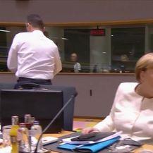 Summit Europske unije u Bruxellesu (Video: Dnevnik Nove TV)