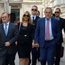 Dan uoči presude Milan Bandić pokušava ostaviti dojam opuštenosti (Foto: Dnevnik.hr) - 4
