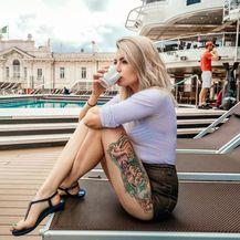 Ella Dvornik (FOTO: Instagram)