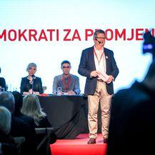 Mirando Mrsić predsjednik nove stranke Demokrati (Foto:Pixsell)