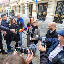 Natalija Kanacki, Luka Mlinaric, Antonija Jonjic (Foto: Slavko Midzor/PIXSELL)