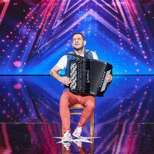 Supertalent 2018 Samir Nurkić