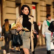 Karirane mini suknje opet su u modi