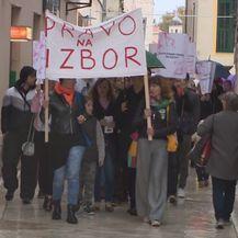 Prosvjed protiv obveznog cijepljenja (Foto: Dnevnik.hr) - 1