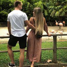 Raquel Mauri i Ivan Rakitić (Foto: Instagram)