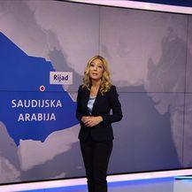 Katarina Alvir o utjecaju i položaju Saudijske Arabije na međunarodnoj sceni (Video: Dnevnik Nove TV)