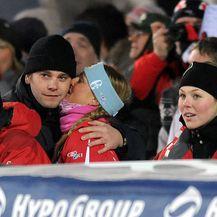 Janica Kostelić i Boris Ivančić (Foto: Goran Stanzl/PIXSELL)