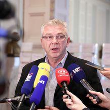 Ranko Ostojić o nacionalnoj sigurnosti (Foto: Patrik Macek/PIXSEL)