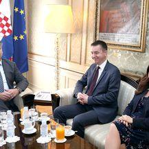 Premijer Plenković primio izvanrednog povjerenika za Agrokor (Foto: Patrik Macek/PIXSELL)