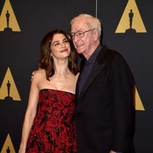 Michael Caine i Rachel Weisz (Foto: Getty Images)
