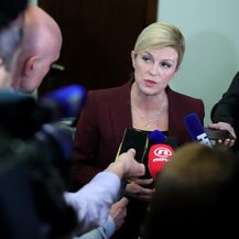 Kolinda Grabar-Kitarović (Foto: Sanjin Strukic/PIXSELL)