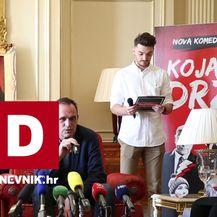 Promocija filma u Kulmerovim dvorima (Video: Anamaria Batur/Dnevnik.hr)