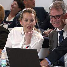 Ministar turizma Gari Capelli na sjednici Vlade (Foto: Dnevnik.hr)