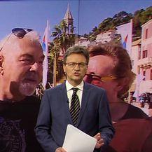 Na Hvaru i Ante Gotovina (Video: Vijesti u 17 h)
