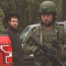 Vojska na poprištu pucnjave Pensilvaniji (Foto: Reuters)