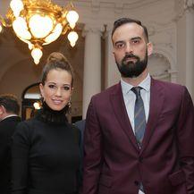 Ivan Šarić i Korana Gvozdić (Foto: Luka Stanzl/PIXSELL)