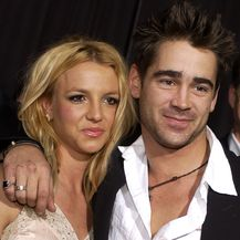Britney Spears i Colin Farrell (Foto: LUCY NICHOLSON / AFP)