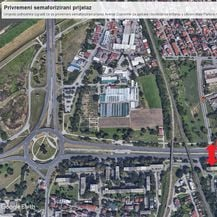 Alternativni prijelaz za pješake (FOTO: Screenshot/GoogleMaps)