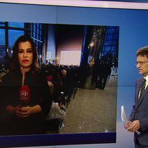 Josipa Krajinović o promociji knjige Martine Dalić (Video: Vijesti u 17h)