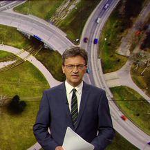 Odgođeno zatvaranje zagrebačkog rotora (Video: Vijesti u 17h)