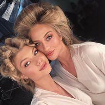 Izabel Kovačić i Dina Dragija (Foto: Instagram)
