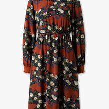 C&A haljina cvjetnog uzorka, 25 eura