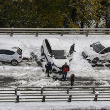 Nevrijeme diljem Europe (Foto: AFP) - 7
