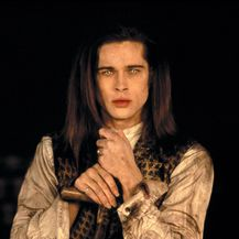 Brad Pitt, Intervju s vampirom