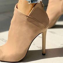 Gležnjače idealne za gradsku šetnju (Foto: joyshoetique.com)