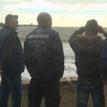 Surfer nestao kod Umaga isplivao kod Trsta (Foto: Vijesti Nove TV) - 2